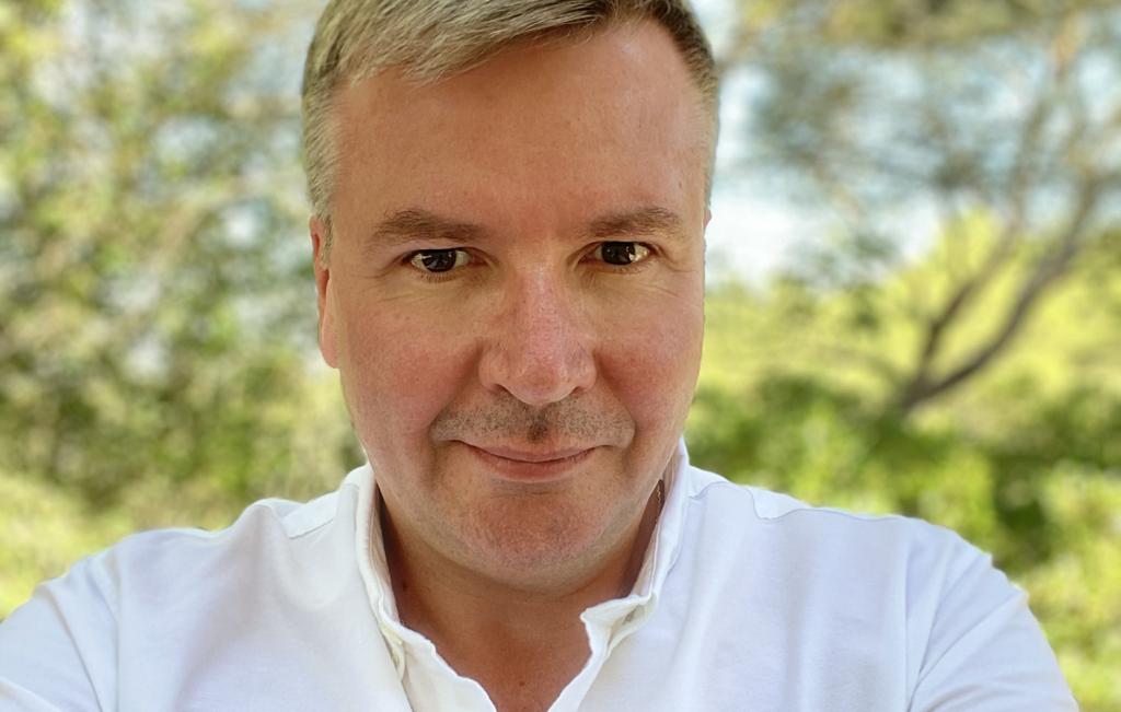 Photo portrait de Fabrice Maucarré
