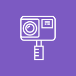 Icône caméra