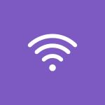 Icône wifi